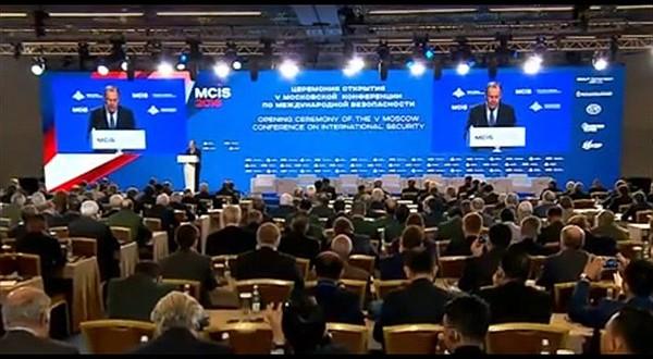 کنفرانس امنیت بینالملل در روسیه