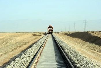 راه آهن هرات