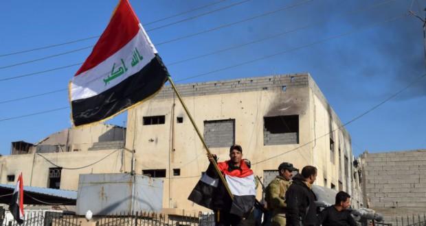 معترضان ضد دولت وارد پارلمان عراق شدند
