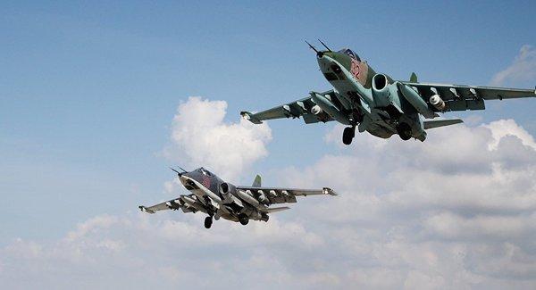 جتهای جنگنده روسیه و سوریه