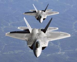جنگنده F-22 Raptor