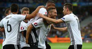 پیروزی آلمان ، پولند و کرواسیا