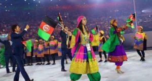 مراسم افتتاحیه بازی های المپیک