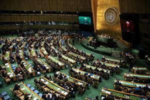 اولین نشست جامع درباره پناهجویان و مهاجران در مقر سازمان ملل