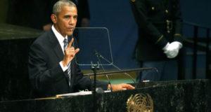 باراک اوباما : روسیه با زور میخواهد شکوه از دست رفته خود را زنده کند