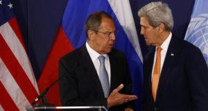 تبادل نظر روسیه و آمریکا درباره بحران سوریه