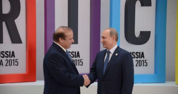 نخستین رزمایش مشترک روسیه و پاکستان