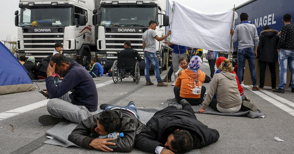 کشورهای ثروتمند جهان تنها ۱۴ درصد از پناهجویان را پذیرفتهاند