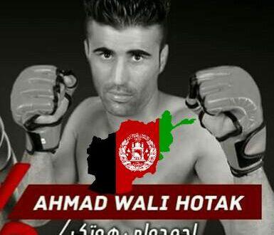 پیروزی چشمگیر احمد ولی هوتک در مسابقه مسکو در مقابل حریف روس