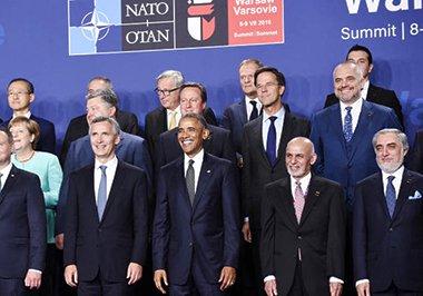 پیشرفت های افغانستان در سیاست خارجی