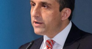 Amrullah Saleh (ehem. Leiter des National Directorate of Security, Afghanistan)