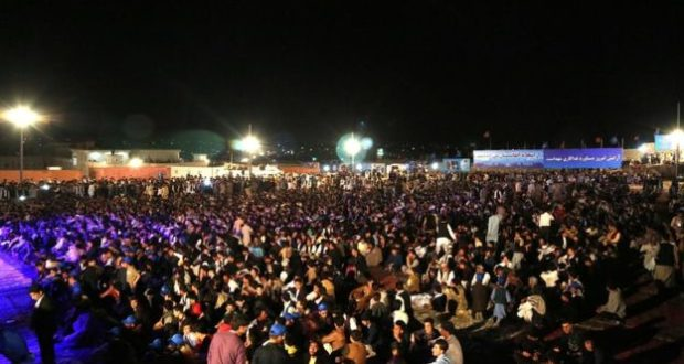 جشن روز هرات با اجرای برنامههای متنوع