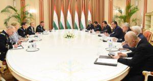 امامعلی رحمان رئیس جمهور تاجیکستان