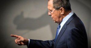 وزیر امور خارجه روسیه ادعای آمریکا