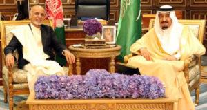 ملک سلمان پادشاه عربستان