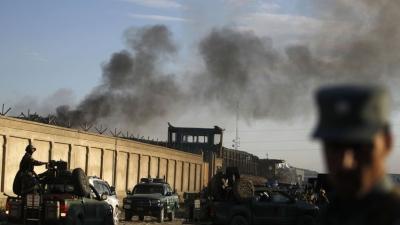 واکنش های جهانی به حادثه کابل