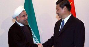 چراغ سبز چین برای عضویت ایران