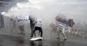تظاهرات کابل خونین شد
