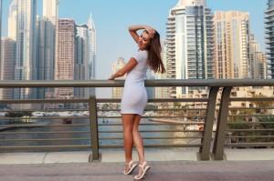 گردشگر در امارات متحده عربی