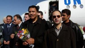 سفر محمد علی به کابل