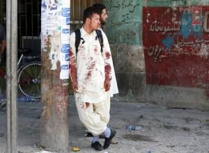 حمله تروریستی در میان هواداران جنبش روشنایی در کابل